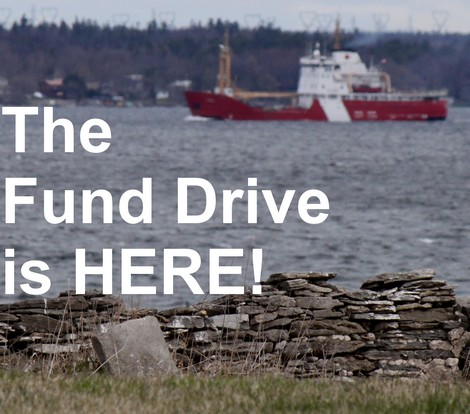 The Fund Drive is Here!