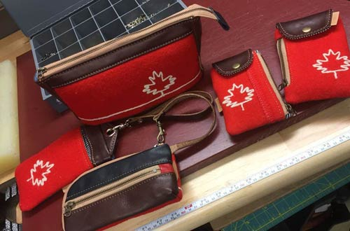 mined reCREATIONS Downie | Wenjack bags sneak peek
