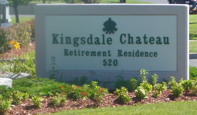 Kingsdale Chateau