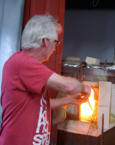 Studio Stories: Mark Armstrong of Armstrong Glassworks