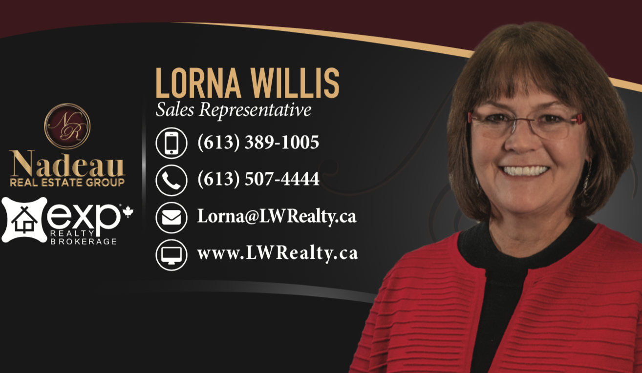 Lorna Willis, Nadeau Real Estate Group