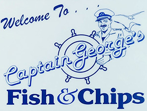 Captain George's Fish & Chips Amherstview