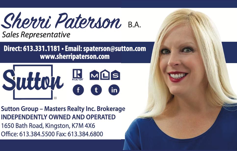 Sherri Paterson - Sutton Group