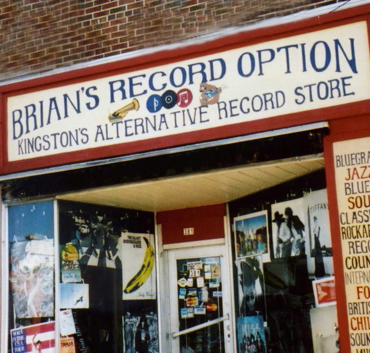 Brian's Record Option