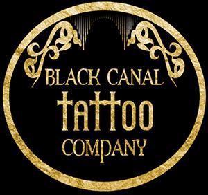 Black Canal Tattoo